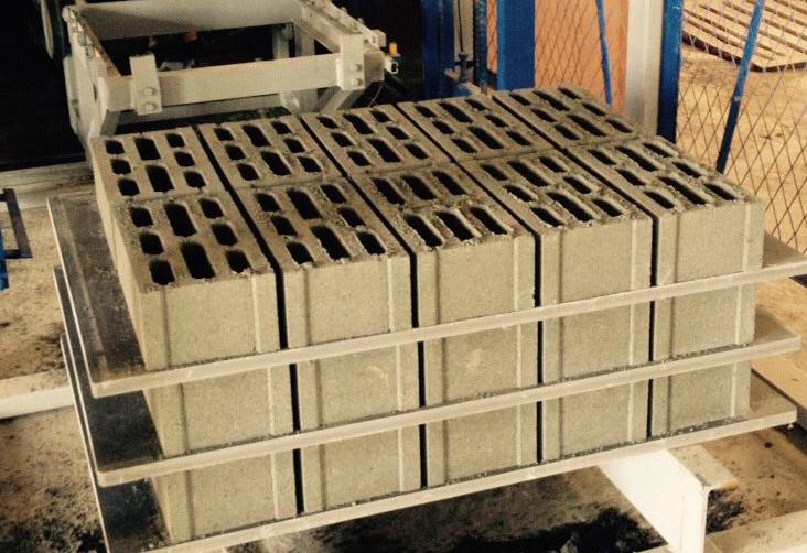 Gạch block rỗng xây tường