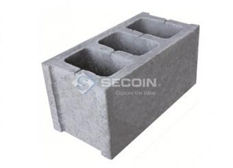Gạch block rỗng xây tường SHB3-190