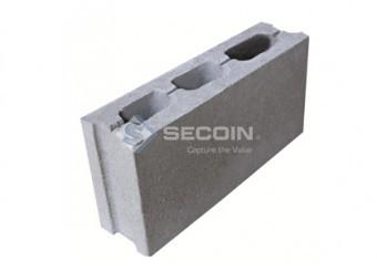 Gạch block rỗng xây tường SHB3-100