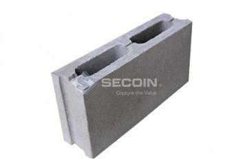 Gạch block rỗng xây tường SHB2-90