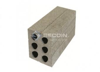 Gạch lỗ (gạch ống) truyền thống SSB6-150