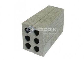 Gạch lỗ (gạch ống) truyền thống SSB6-120