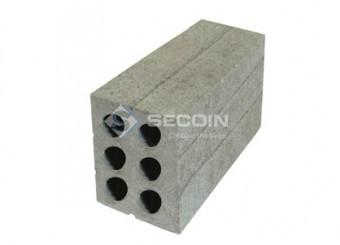 Gạch lỗ (gạch ống) truyền thống SSB6-115