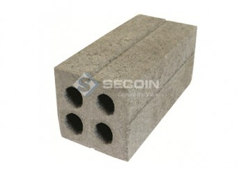 Gạch lỗ (gạch ống) truyền thống SSB4-80