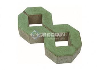 Gạch block trải thảm cỏ SRG-3