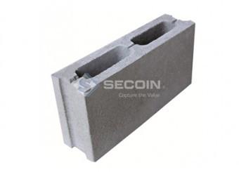 Gạch block rỗng xây tường SHB2-100