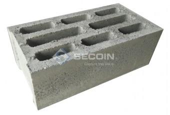 Gạch block rỗng xây tường SHB13-200