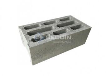 Gạch block rỗng xây tường SHB13-190